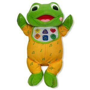 VTG Leap Frog Baby Tad Hug & Learn Singing and